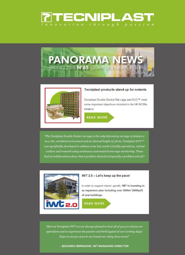 PANORAMA NEWS